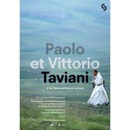 Paolo et Vittorio Taviani - avril 2013