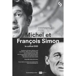 """Coffret DVD """"Michel et François Simon"""""""