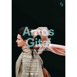 Affiche Rétrospective Amos Gitai