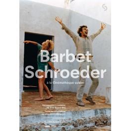 Affiche rétrospective Barbet Schroeder - Avril 2015