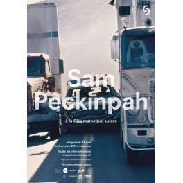 Affiche Intégrale Sam Peckinpah