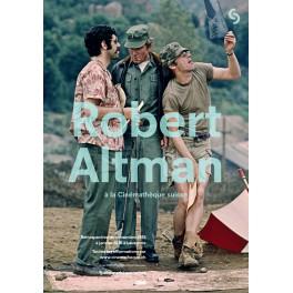 Affiche Rétrospective Robert Altman / Novembre 2015 - Janvier 2016