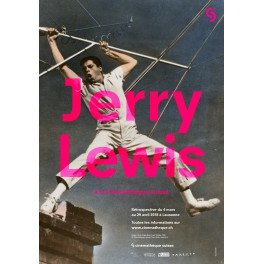 Affiche Jerry Lewis