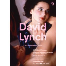 Affiche David Lynch