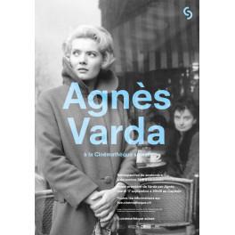 Affiche Agnès Varda