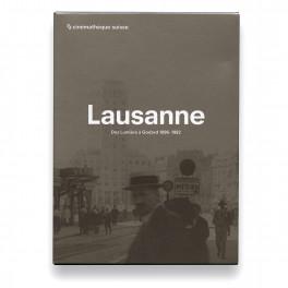 DVD Lausanne – Des Lumière à Godard 1896-1982