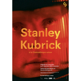 Affiche Stanley Kubrick