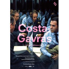 Affiche Costa-Gavras
